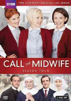 Call The Midwife: Season Four (DVD)