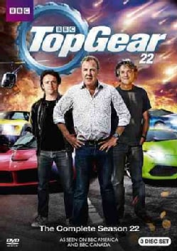 Top Gear 22 (DVD)