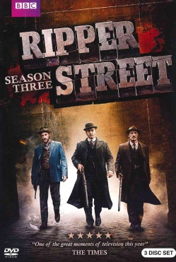 Ripper Street: Season Three (DVD)