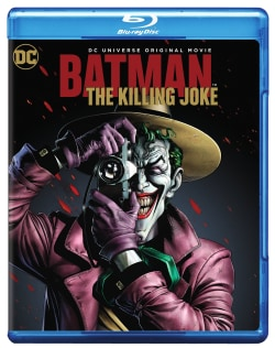 Batman: The Killing Joke (Blu-ray/DVD)