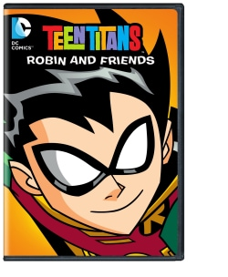 Teen Titans Go!: Robin and Friends (DVD)