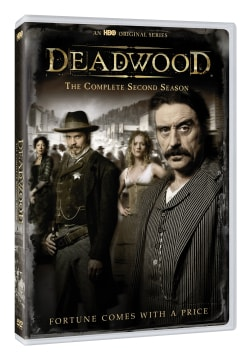 Deadwood: The Complete Second Season (DVD)