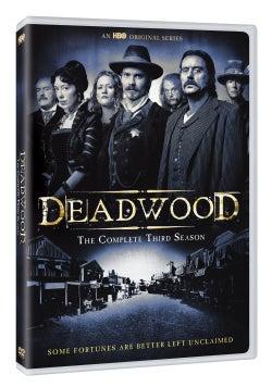 Deadwood: The Complete Third Season (DVD)