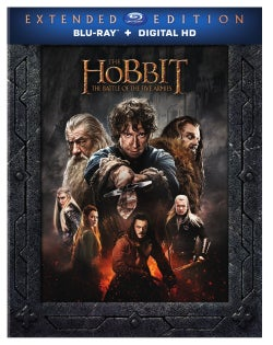 The Hobbit: Battle Of The Five Armies (Blu-ray Disc)