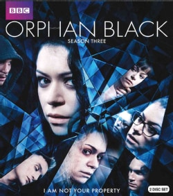 Orphan Black: Season 3 (Blu-ray Disc)