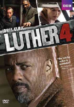 Luther: Series 4 (DVD)