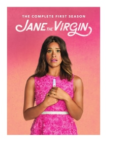 Jane The Virgin: The Complete First Season (DVD)