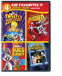 4 Kids Favorites: Looney Tunes (DVD)