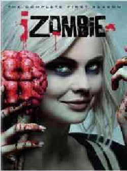 iZombie: Season 1 (DVD)