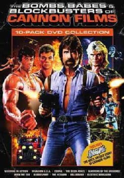 Cannon Films Collection (DVD)