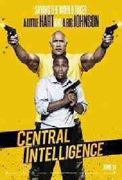 Central Intelligence (Blu-ray Disc)