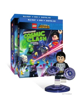 LEGO DC Comics Super Heroes: Justice League: Cosmic Clash (Blu-ray/DVD)