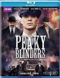 Peaky Blinders: Season Two (Blu-ray Disc)