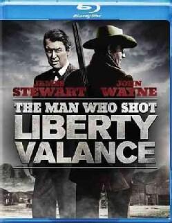 The Man Who Shot Liberty Valance (Blu-ray Disc)