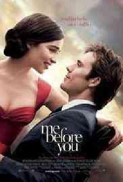 Me Before You (Blu-ray Disc)