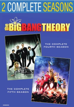 The Big Bang Theory: Season 4 & 5 (DVD)