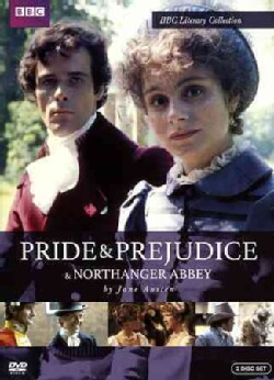Pride & Prejudice & Northanger Abbey (DVD)