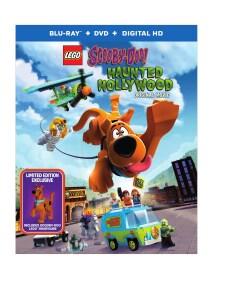 Lego Scooby: Haunted Hollywood (Blu-ray/DVD)
