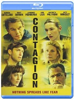 Contagion (Blu-ray Disc)