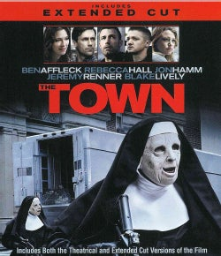 The Town (Blu-ray Disc)