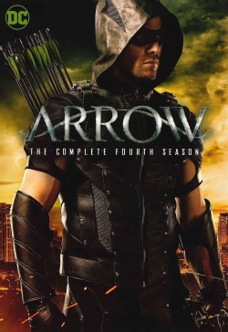 Arrow: The Complete Fourth Season (DVD)