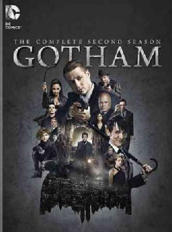 Gotham: The Complete Second Season (DVD)