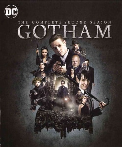 Gotham: The Complete Second Season (Blu-ray Disc)