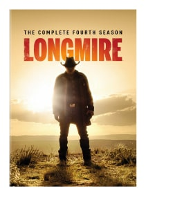 Longmire: The Complete Fourth Season (DVD)