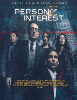 Person Of Interest: The Complete Fifth and Final Season (Blu-ray Disc)