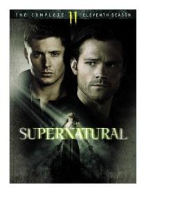 Supernatural: The Complete Eleventh Season (DVD)