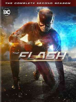 The Flash: The Complete Second Season (DVD)