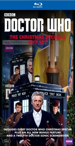 Doctor Who: Christmas Specials (Blu-ray Disc)