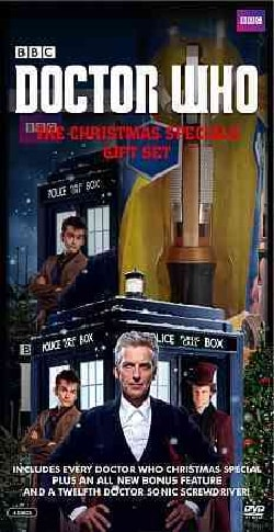 Doctor Who: Christmas Specials (DVD)