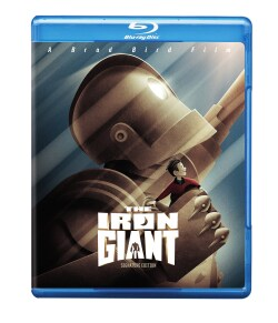 The Iron Giant: The Signature Edition (Blu-ray Disc)