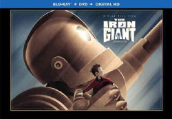 The Iron Giant: Signature Edition Ultimate Collectors Edition (Blu-ray Disc)