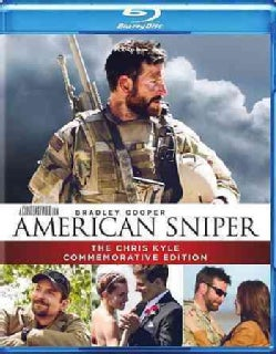 American Sniper: The Chris Kyle Commemorative Edition (Blu-ray Disc)