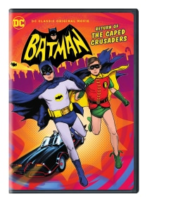 Batman: Return of The Caped Crusaders (DVD)