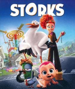 Storks (Blu-ray/DVD)
