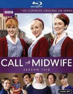 Call The Midwife: Season Five (Blu-ray Disc)