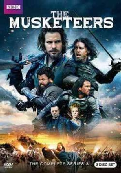 The Musketeers: Season Three (DVD)