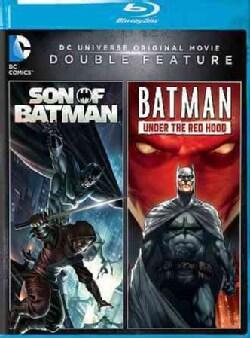 DCU: Son of Batman/DCU Batman: Under The Red Hood (Blu-ray Disc)