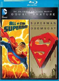 DCU All-Star Superman/Superman Doomsday (Blu-ray Disc)
