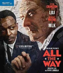 All The Way (Blu-ray Disc)