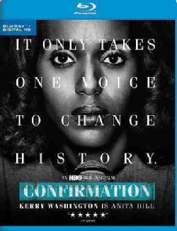 Confirmation (Blu-ray Disc)