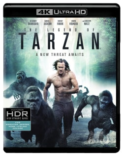 The Legend Of Tarzan (4K Ultra HD) (4K Ultra HD Blu-ray)