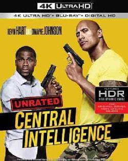 Central Intelligence (4K Ultra HD) (4K Ultra HD Blu-ray)