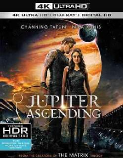 Jupiter Ascending (4K Ultra HD)
