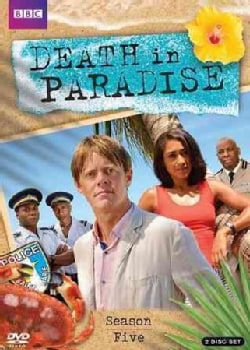Death in Paradise: Season 5 (DVD)