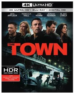The Town (4K Ultra HD Blu-ray)