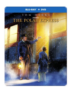 Polar Express (Blu-ray/DVD)